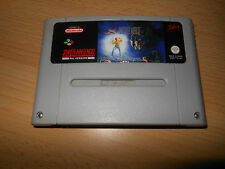 Another World - SNES Super Nintendo
