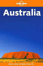 Tony Wheeler Australia (Lonely Planet Country Guide) Very Good Book