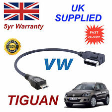 VW TIGUAN AMI MMI  5G0051763C  MP3 PHONE MICRO USB Cable replacement