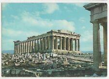 Athens Parthenon 1961 Postcard Greece 0865