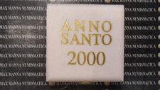 MEDAGLIA ARGENTO PROOF GIUBILEO ANNO SANTO 2000 G. SOCCORSI