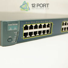 Cisco Catalyst 3550-24 EMI (CCNA WS-C3550-24 EMI with EMI Image)