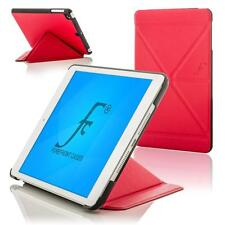 Forefront Cases Red Origami Smart Case Cover for Apple iPad Air 2 / iPad 6