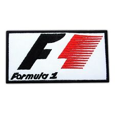 Formula 1 - F1 Racing Speed Car Embroidered Iron On Patch Sport Fast Biker Team