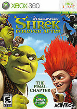 Shrek: Forever After -- The Final Chapter USED SEALED (Xbox 360) **FREE SHIPPING