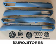 VW Passat B5 3BG Highline Bumper Strips W8 US Vehicles Genuine New