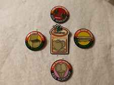 The Home Depot  Kids Workshop Lapel pins & Hat Pins or Tie Tacs #2