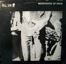 THE BELL JAR / Beginnings Of Ends EP (Vinyl)