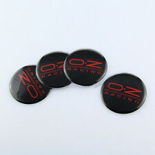 4 pcs 65mm oz Badge Wheel Rim Hub Center Cap Sticker Decal For Car Racing