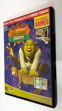 SHREK PARTY gioco con i personaggi di SHERK Terzo DVD game TV