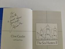 SIGNEDThe Sea Hunters II : More True Adventures w/ Famous Shipwrecks by Craig...