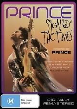 Prince: Sign o the Times - Live in Concert NEW R4 DVD