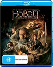 The Hobbit 2 : THE DESOLATION OF SMAUG : NEW Blu-Ray