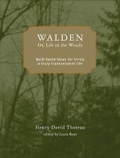 Bold-Faced Wisdom: Walden; or, Life in the Woods : Bold-faced Ideas for...