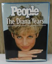 PEOPLE'S COMMERATIVE ISSUE THE DIANA YEARS CELEBRATING THE OF PRINCESS OF WALES