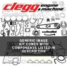 GEO/GM, 1.6L, 4AGE, Nova, DOHC 16V L4, 88-89, Complete Engine Kit