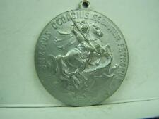 Medallion Christian St.George and Dragon and 'In tempestate Securitas'     624