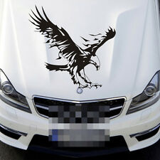 56cmx54cm Eagle Reflective Decal Vinyl Car SUV Stickers Door Hood Cover Sticker
