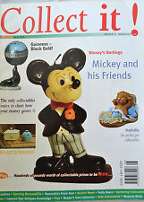 COLLECT IT! Mag Magazine Issue 2, August 1997 - Mickey Mouse, Pendelfin