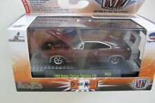 `69 Dodge Charger Daytona Brown-metalic 1969 ** M2 Machines BOX 1:64 OVP *SALE*