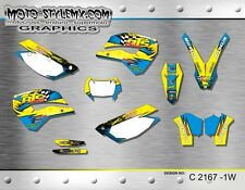 Husaberg FE 390 450 570 2009 up to 2012 graphics decals kit Moto StyleMX