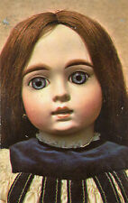French Bisque Doll That Says Mama (Bride of Chucky) Postcard 1960s
