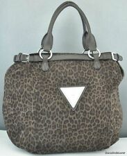 NWT Handbag GUESS Sexy Jungle Ladies Brown New
