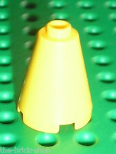 Yellow cone LEGO STAR WARS ref 3942c / for set 10026 7141 7660 7249 5936 4856 ..