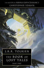 The Book of Lost Tales Part Two - History of Middle-Earth 2 - Tolkien Paperback