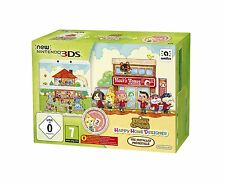 New 3DS Konsole+Animal Crossing: Happy Home Designer+Coverplate (ohne Netzteil)