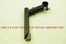 22.2mm  MTB HANDLEBAR STEM IDEAL EARLY MOUNTAIN BIKES HOLE FOR CABLE CANTI-BRAKE