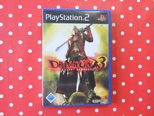 Devil May Cry 3 + Monster Hunter Demo Playstation 2 PS2 in OVP mit Anleitung