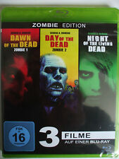 Night & Day & Dawn of the Dead - Zombie Edition, George A. Romero, Kaufhaus