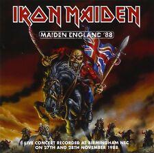 IRON MAIDEN - MAIDEN ENGLAND 88: 2DVD SET (MARCH 25th 2013)