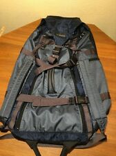 """REI Duffel Bag / Backpack. Approx. 30"""" X 18"""" Blue And Black Unique"""