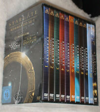 Stargate SG-1 Complete Seasons 1-10 + Ark of Truth, Continuum & Children of Gods