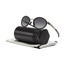 ic! Berlin Udo H Unisex Sunglasses Bronze Black Matte / Black Gradient Lenses