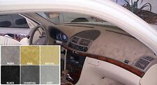 for2000-2002 JAGUAR S-TYPE Custom Brushed Suede Dash Board Mat Cover