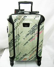 "TUMI トゥミ 28020 VAPOR International 20"" Carry On 4 Wheel ID Tag Women Travel Gift"