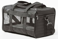 New Med. Black Original Deluxe Carriers Airplane Approved Carries Up To 16 Lbs