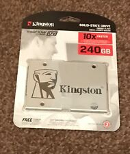 "SSD Kingston UV400 240GB SSD 2.5"" Solid State Drive Brand New Sealed UK"