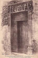 BONIFACIO portail de la maison coll lantiéri photo combier