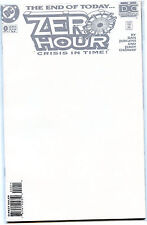 Zero Hour: Crisis in Time Issue #0 (September 1994, DC Comics)