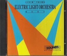 Electric Light Orchestra  Livin' Thing (Best of) Zounds CD