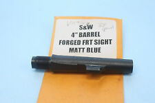 """Smith & Wesson S&W K Frame Victory M&P 4"""" Barrel Blue 38 S&W SPECIAL Matte"""