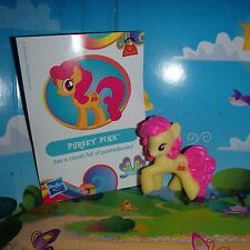 My Little Pony mini Green Breezie blind bag Wave 11 Pursey Pink LOOSE