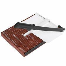 18 Inch Paper Cutter Trimmer Scrap Booking Guillotine Metal Base  HTBM