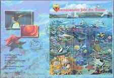 UNITED NATIONS 1998 INTERNTIONAL YEAR OF THE OCEANS  VIENNA FIRST DAY COVER