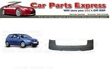 VOLKSWAGEN GOLF MK5 2004 - 2009 ONWARDS REAR BUMPER PAINTED ANY COLOUR