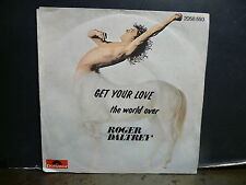 ROGER DALTREY Get your love 2058593